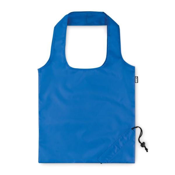 Skládací RPET taška Foldpet - royal blue
