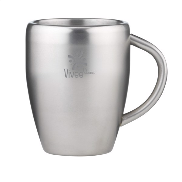 SteelMug drinking cup