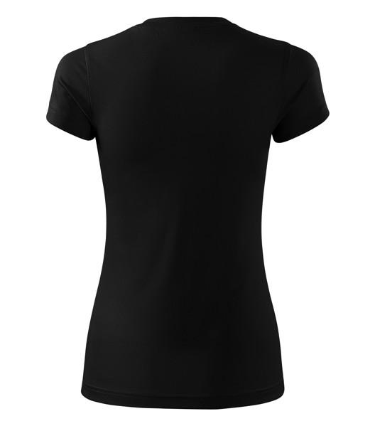 Tričko dámské Malfini Fantasy - Černá / XL
