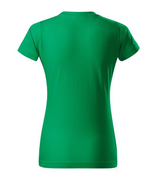 Tričko dámské Malfini Basic - Středně Zelená / S