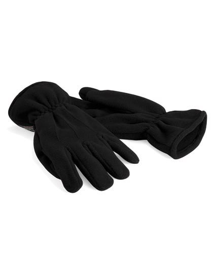 Suprafleece® Thinsulate™ Gloves - Black / L/XL