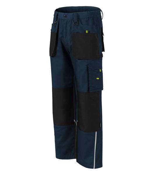 Pracovní kalhoty pánské Rimeck Ranger - Námořní Modrá / 2XL