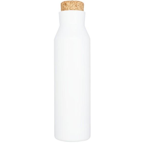 Norse měděná vakuem izolovaná láhev 590 ml - Bílá