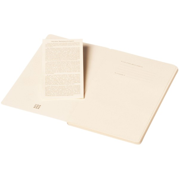 Volant Journal L - plain - White