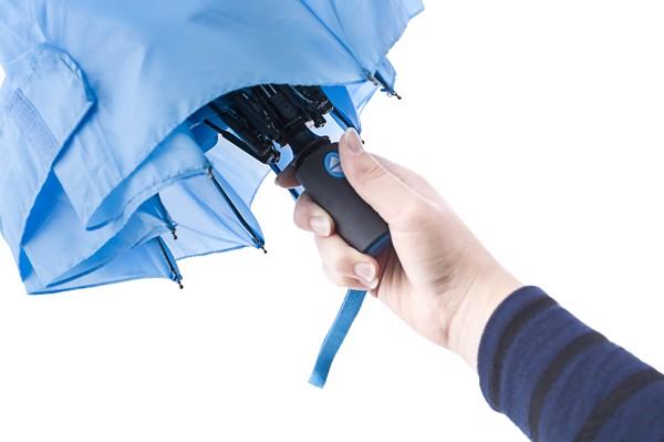 Polyester (170T) umbrella - Light Blue