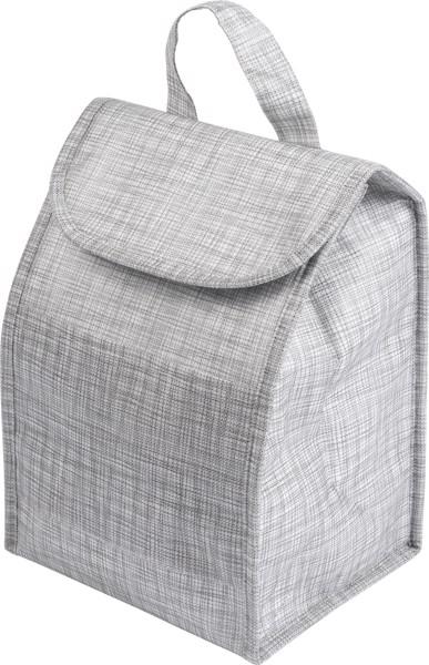 Nonwoven (70 gr/m²) cooler bag - Grey