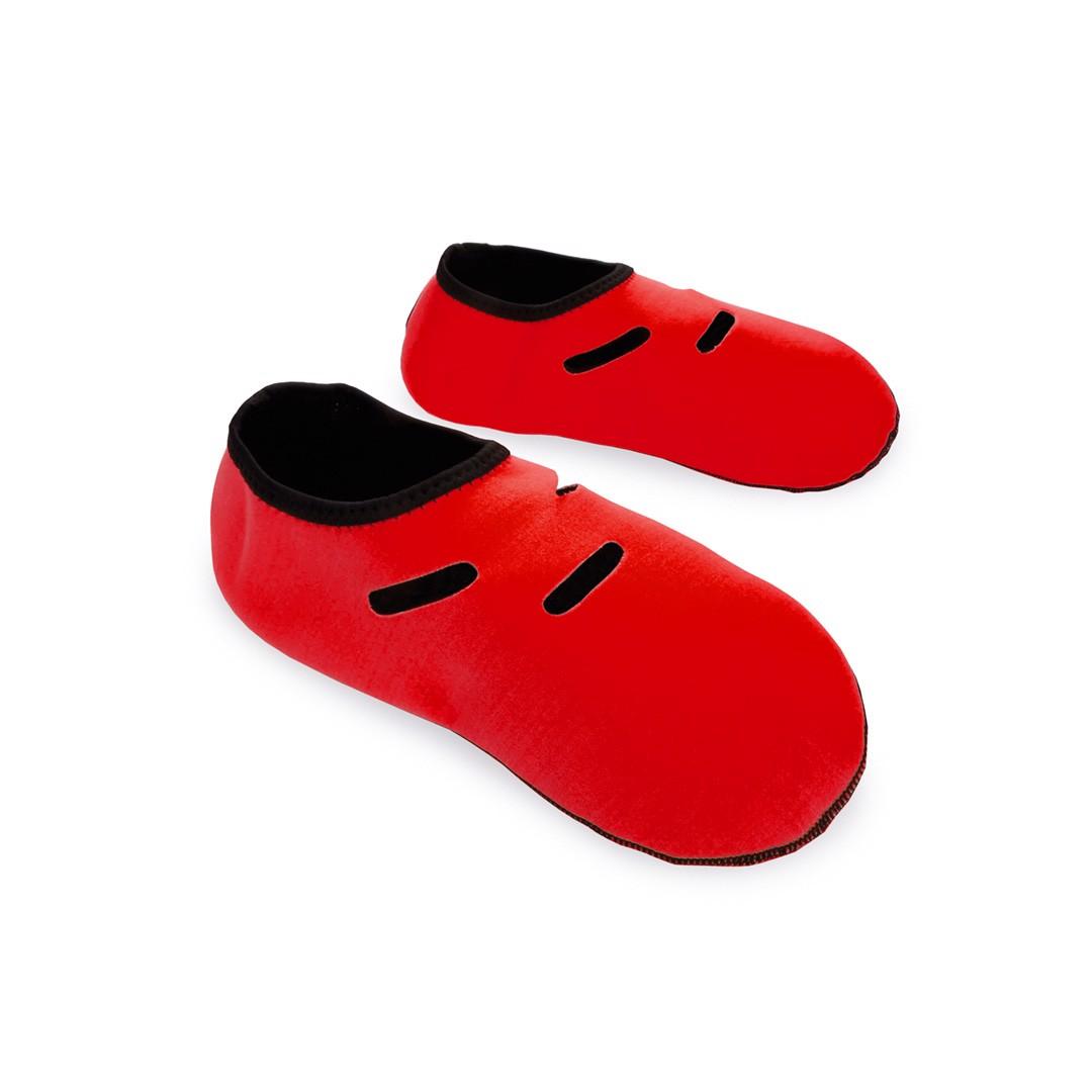 Escarpines Hiren - Rojo / S/M