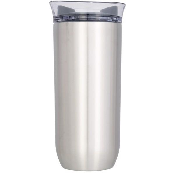 Twist 470 ml copper vacuum insulated tumbler - Silver