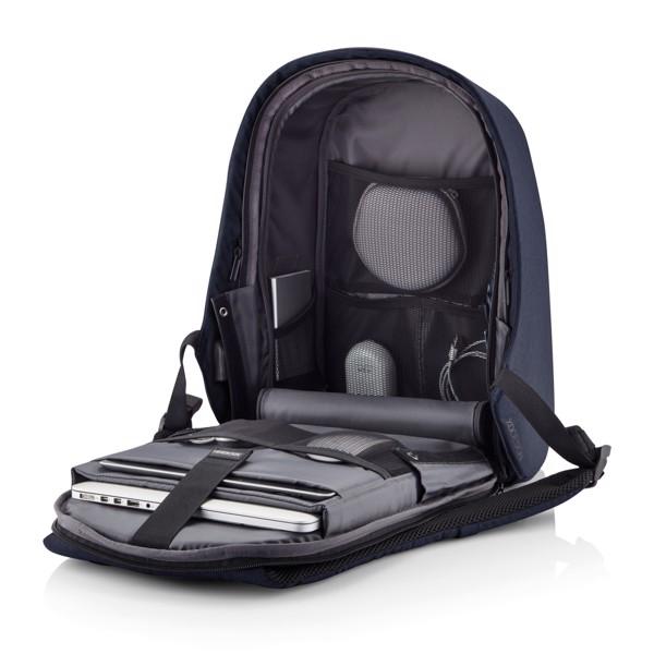 Bobby Hero XL lopásbiztos hátizsák - Sötétkék / Sötétkék