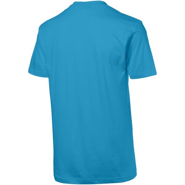 Ace short sleeve men's t-shirt - Aqua / M