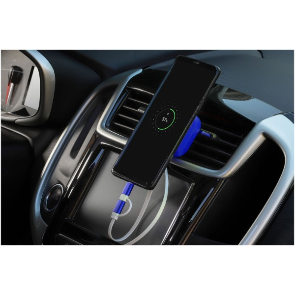 Chariot magnetic phone mount - Royal blue