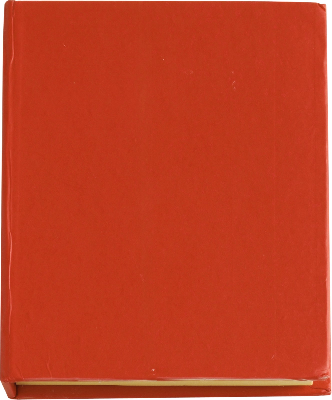 Soporte de cartón con memos - Red
