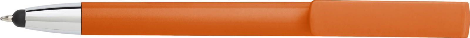 ABS 3-in-1 ballpen - Orange