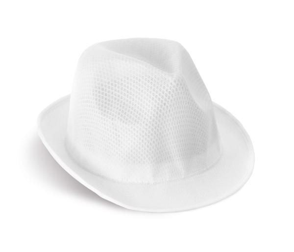MANOLO. Hat - White