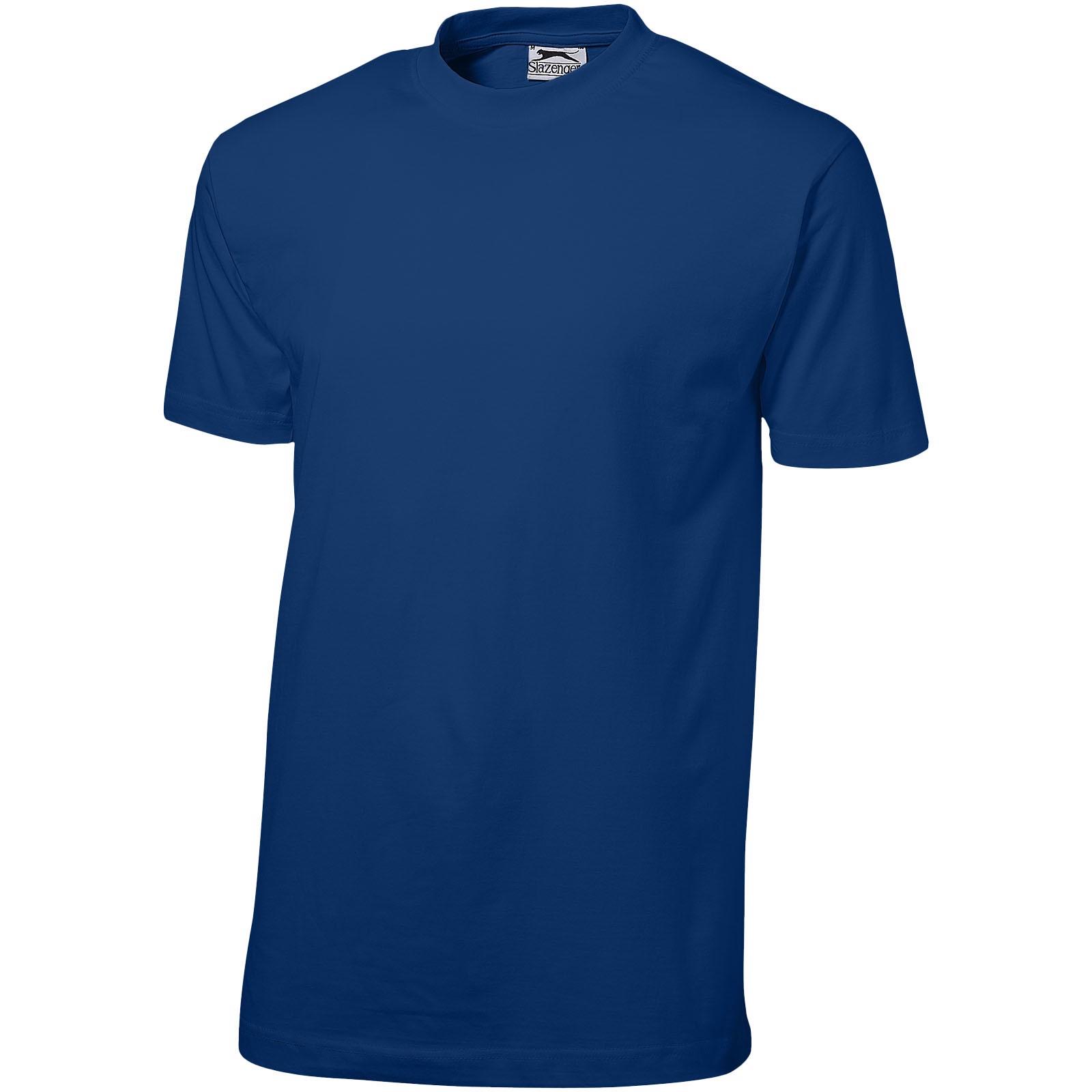 Ace short sleeve men's t-shirt - Classic royal blue / XXL