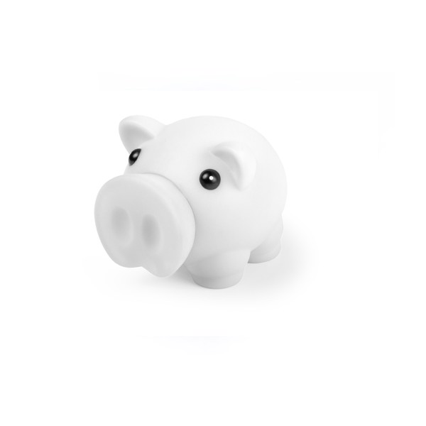 Money Box Donax - White
