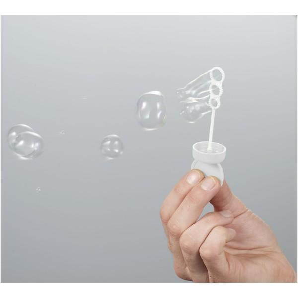 Bubbly Seifenblasen im Röhrchen - Weiss