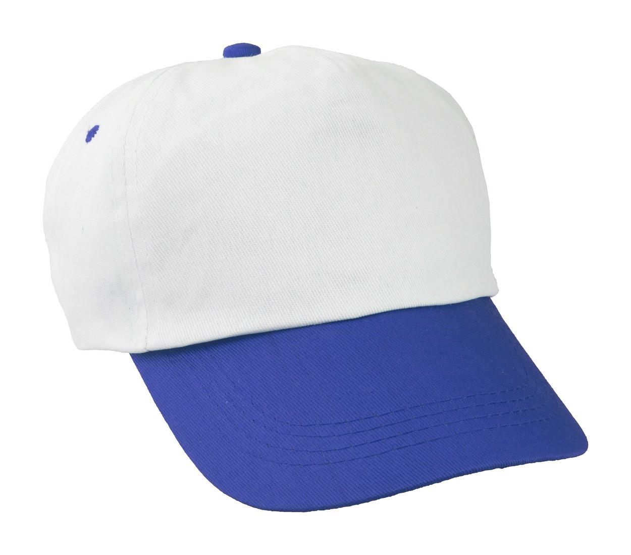 Baseballová Čepice Sport - Bílá / Modrá
