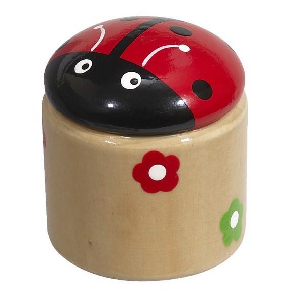 Temperówka Beetle - Czerwony
