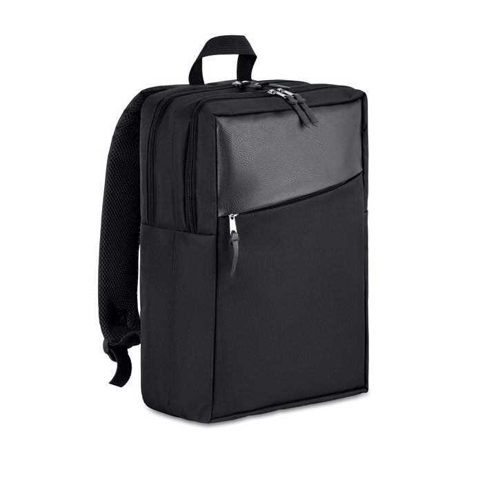 600D 2 tone computer backpack Zagreb
