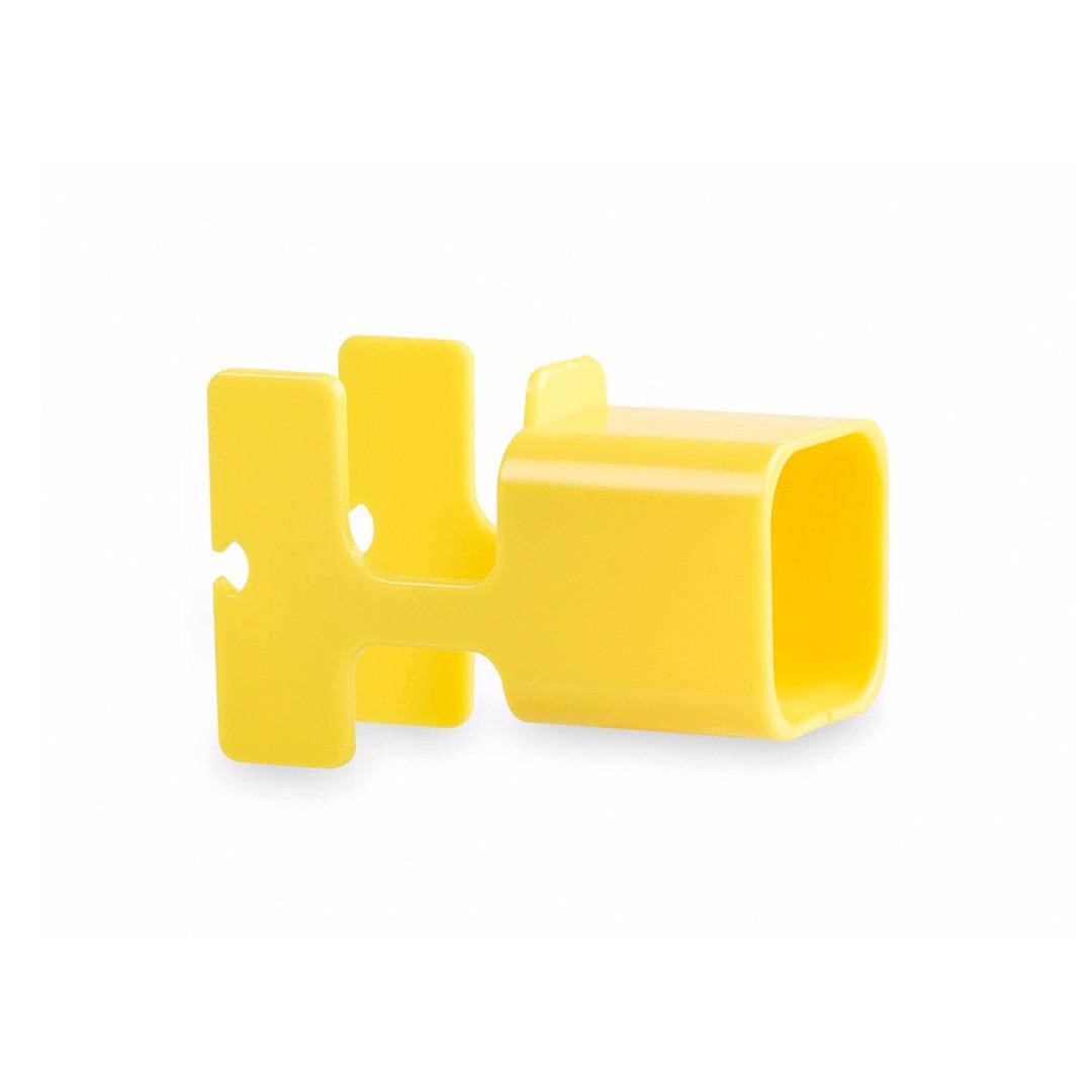 Suporte Carregador Fonex - Amarelo