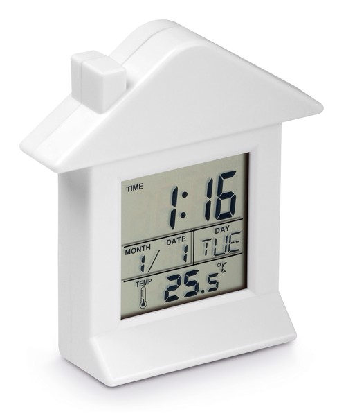 HOME. Table clock