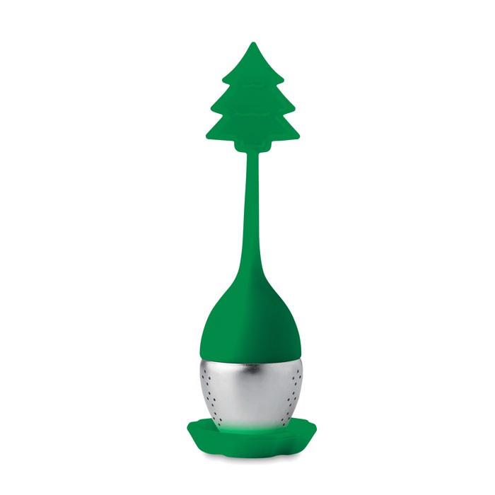 Świąteczny zaparzacz Funny Tea - zielony