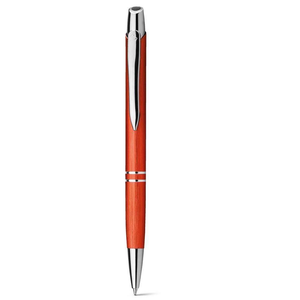 Marieta Brush. Ball pen - Orange