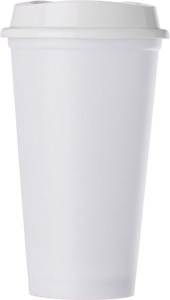 PP mug - White