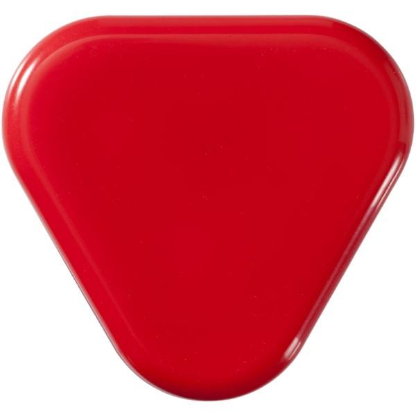 Sluchátka Rebel - Červená s efektem námrazy / Bílá