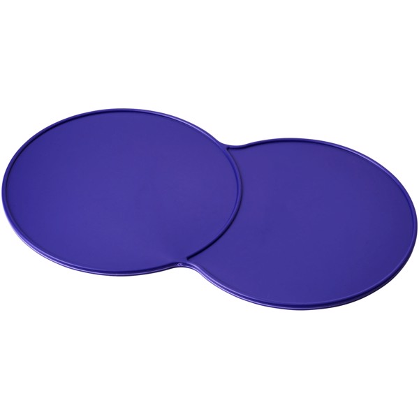 Plastový tácek Sidekick - Purpurová