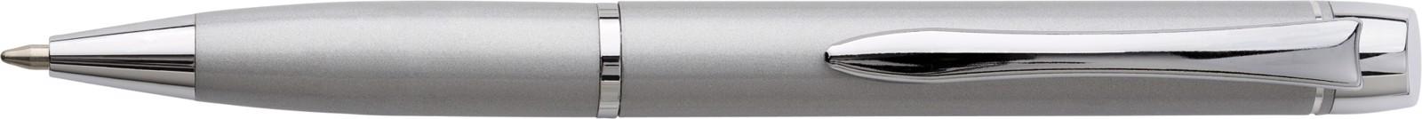 Metal ballpen - Silver