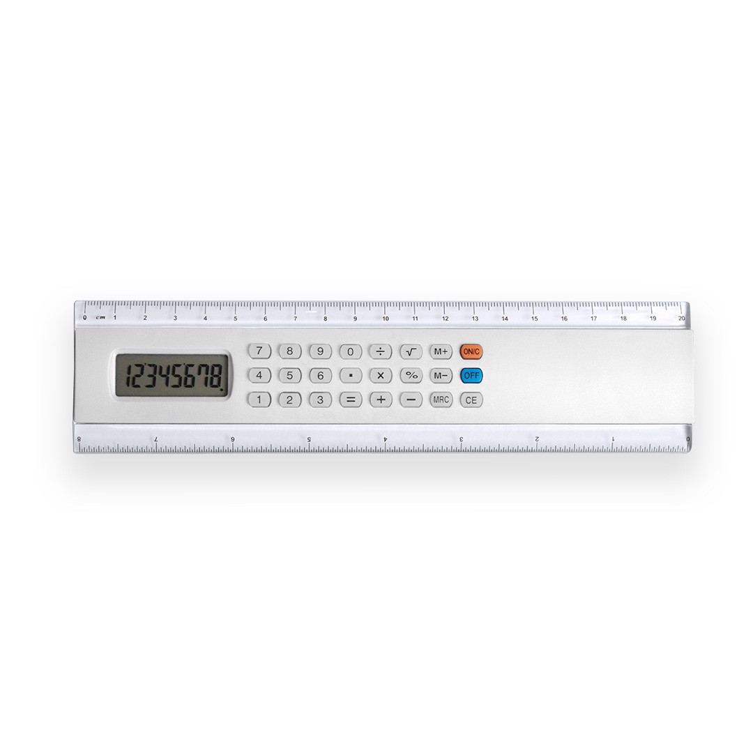 Regla Calculadora Profex - Blanco