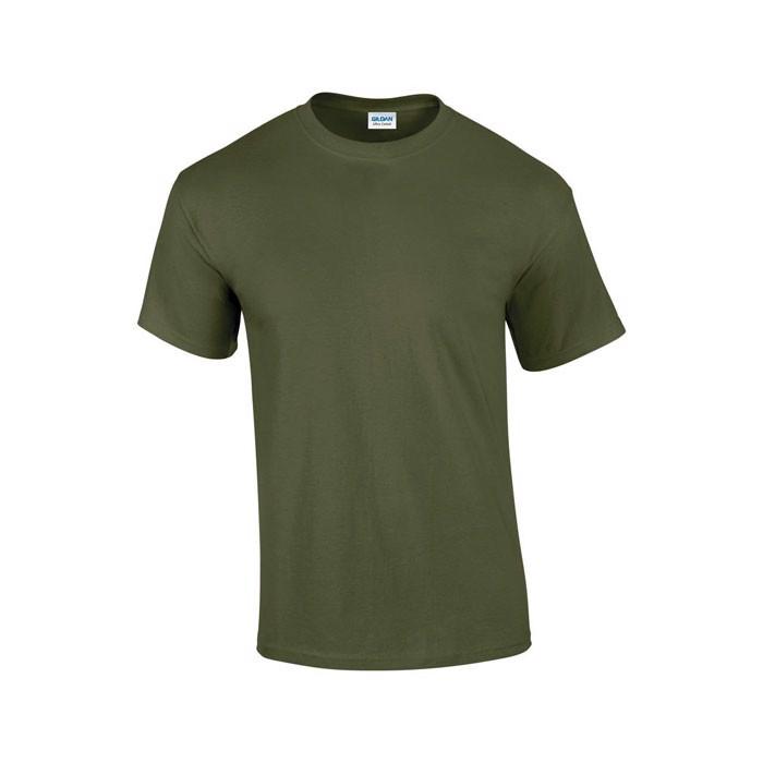 Tričko Ultra 205 g/m² T-Shirt Ultra - Military Green / XXL