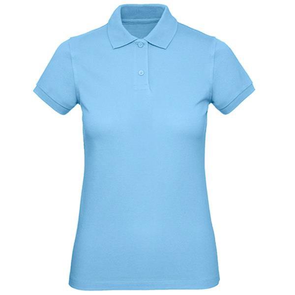 Inspire Polo Women - Azul Claro / 2XL