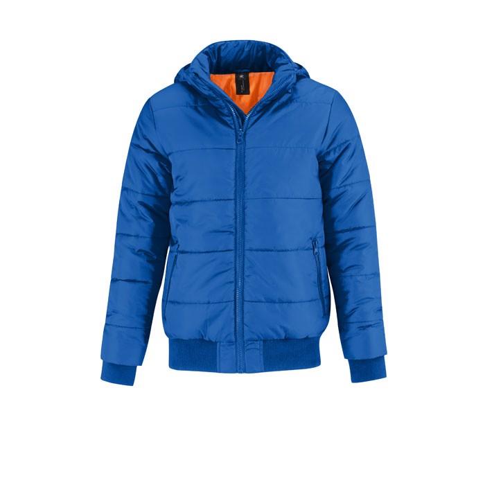 Herren Winterjacke 325 g/m2 Superhood Men Jm940 - Royal Blue / S