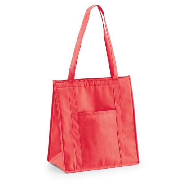 ROTTERDAM. Bolsa nevera 10 L - Rojo