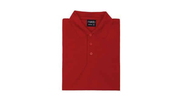 Polo Tecnic - Rojo / L