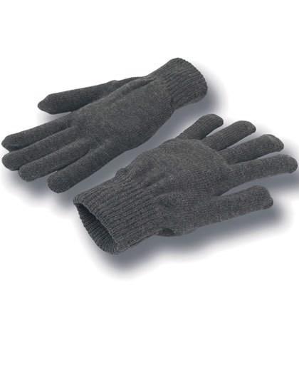 Magic Gloves - Grey Melange / One Size