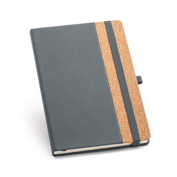TORDO. Σημειωματάριο Α5 - Γκρί