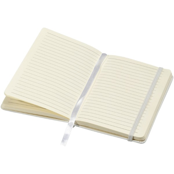 Classic A5 Hard Cover Notizbuch - Weiss