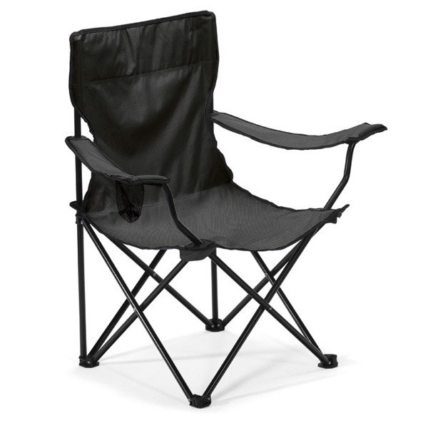 Outdoor chair Easygo - Black