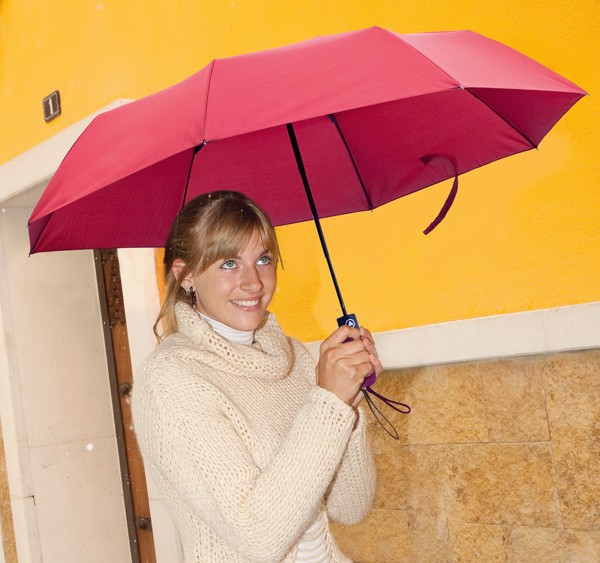Deštník Elmer - Vínová
