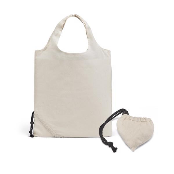 ORLEANS. Πτυσσόμενη τσάντα από 100% βαμβάκι