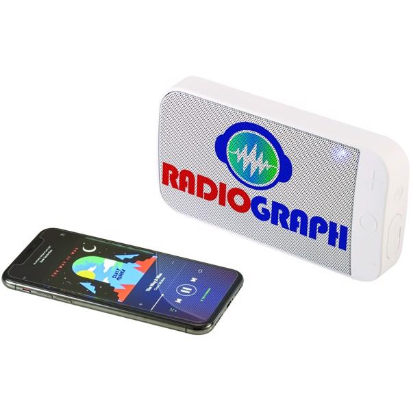 Vodotěsný outdoorový reproduktor Wells Bluetooth®