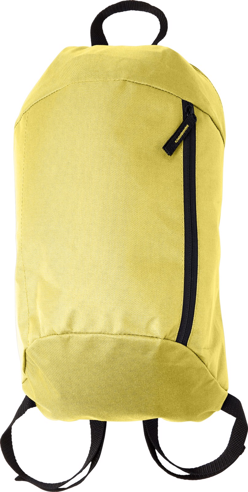 Polyester (210D) backpack - Yellow