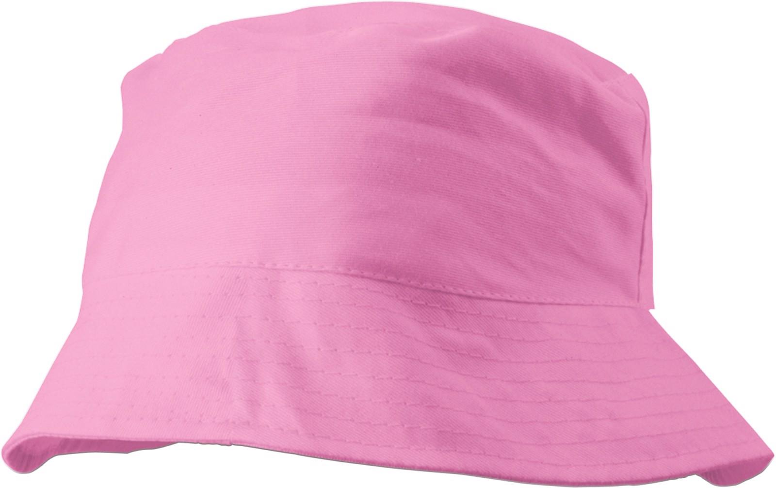 Cotton sun hat - Pink