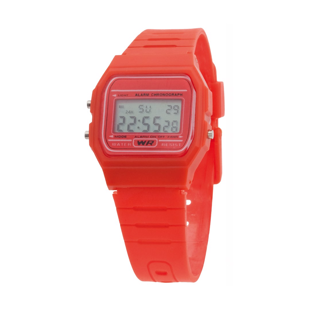 Reloj Kibol - Rojo