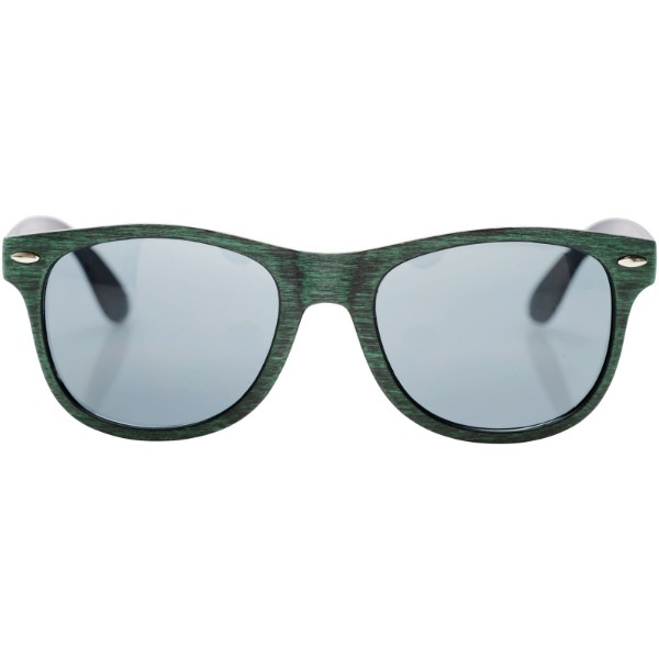 Sun Ray sunglasses with heathered finish - Green