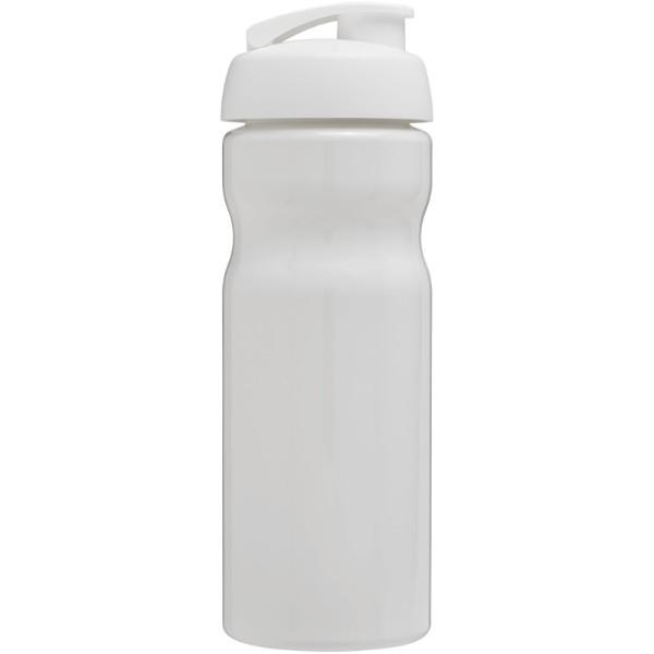 H2O Base® 650 ml flip lid sport bottle - White